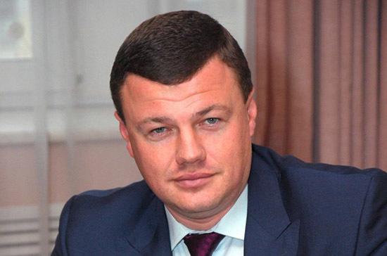 Александр Никитин победил на выборах губернатора Тамбовской области