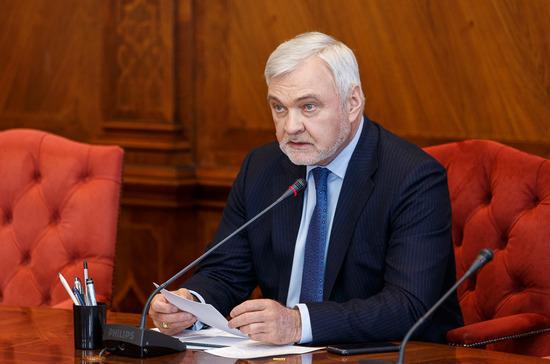 Владимир Уйба победил на выборах главы Коми