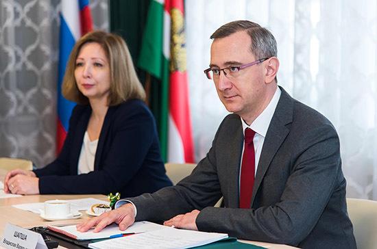 Шапша победил на выборах губернатора Калужской области