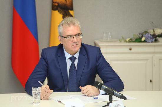 Белозерцев одержал победу на выборах губернатора Пензенской области