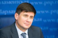 Депутат Деньгин перейдёт на работу в Совет Федерации