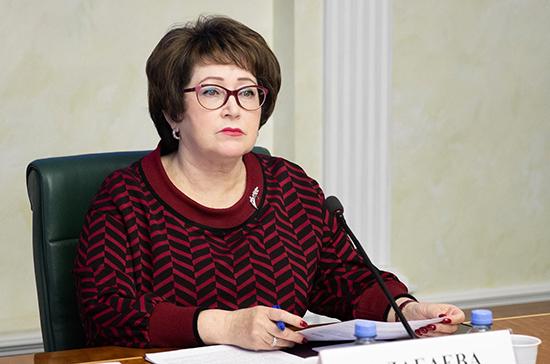Принцип распределения квот в рыбной отрасли нужно сохранить, считает Талабаева