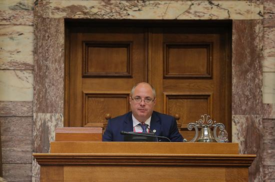 Гаврилов переизбран президентом Межпарламентской ассамблеи православия
