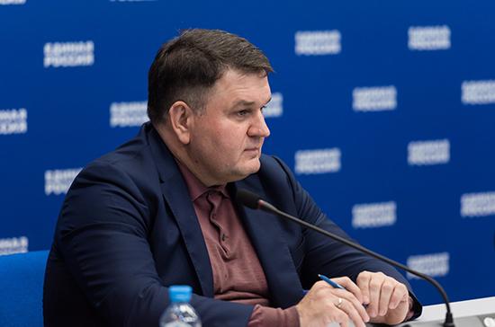 Бывший вице-губернатор Сергей Перминов станет сенатором от Ленинградской области