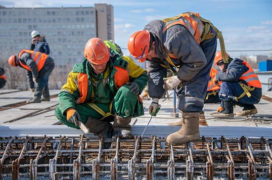 Кабмин разрабатывает программу переобучения работников для строительной отрасли