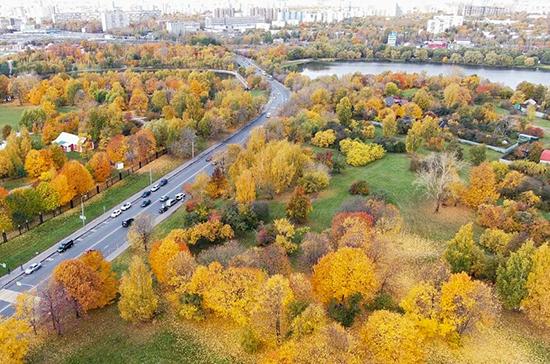 В Гидрометцентре рассказали о погоде в Московском регионе до конца недели