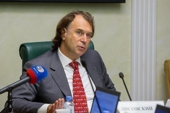 В «Единой России» сообщили об уходе Лисовского из Совета Федерации