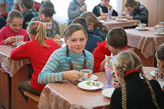Российские школы смогут учесть религиозные особенности при составлении меню