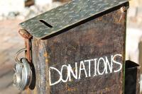 В Госдуму внесли проект о штрафах за незаконный сбор пожертвований