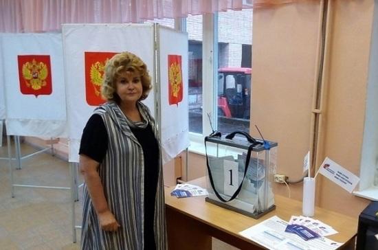 Представителем Смоленской области в Совете Федерации стала Нина Куликовских