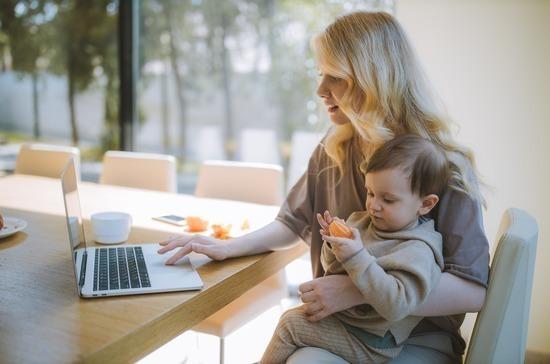 Молодым мамам помогут освоить востребованные профессии