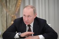 Путин сообщил о росте доли гражданской продукции в системе ВПК