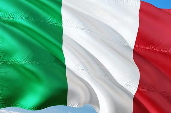 В Италии за сутки выросло число случаев смерти от COVID-19