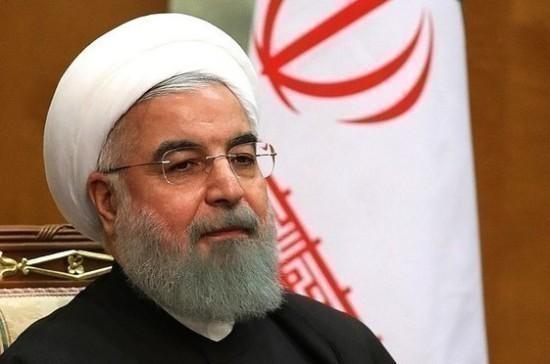 Роухани оценил попытки США восстановить санкции против Ирана