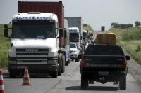 Около тысячи автомобилей стоят в очереди на украинско-белорусской границе