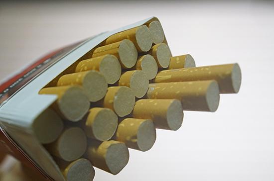 В Минфине объяснили резкое повышение акцизов на табак