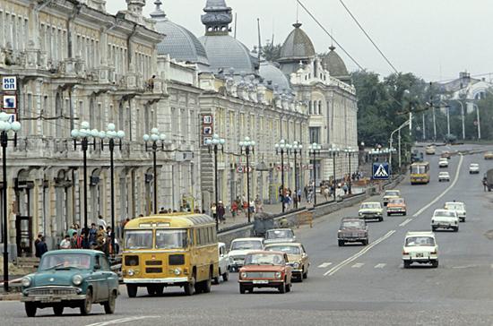Автолюбителей лишат советского прошлого