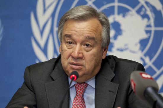 Генсек ООН анонсировал встречу лидеров по теме финансирования в эпоху пандемии
