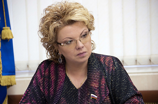 Ямпольская: проект о запрете приравнивания СССР к нацистской Германии будет оперативно доработан