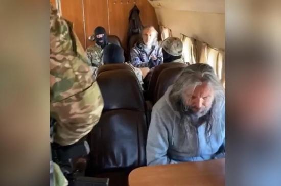 В Красноярском крае задержан глава религиозной общины Виссарион