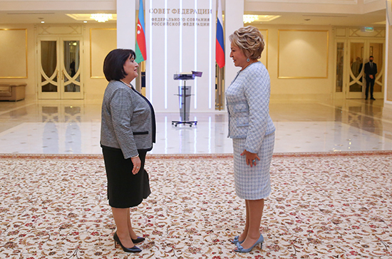 Матвиенко заявила, что сессия Межпарламентской ассамблеи СНГ в ноябре может пройти в очном формате