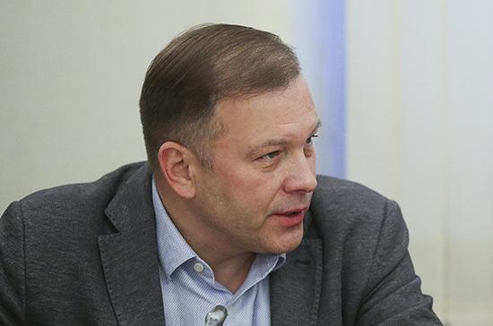 Курдюмов стал первым замруководителя фракции ЛДПР