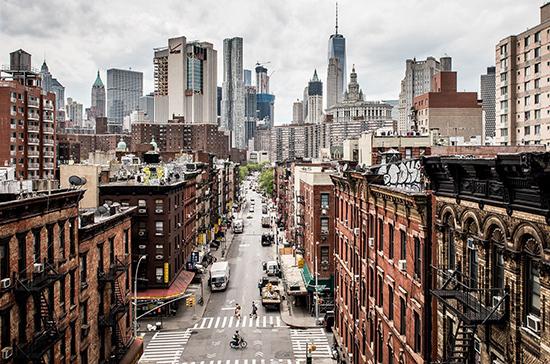 В Нью-Йорке хотят построить небоскрёб со 1600 деревьями