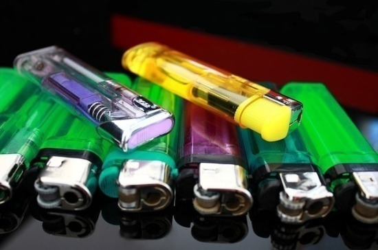 В Башкирии запретили продавать несовершеннолетним зажигалки и газовые баллончики