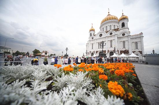 Храм Христа Спасителя построили в знак  благодарности за победу в Отечественной войне 1812 года