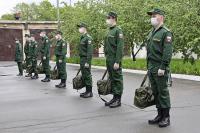 В городах федерального значения отвечать за воинский призыв будет глава исполнительной власти