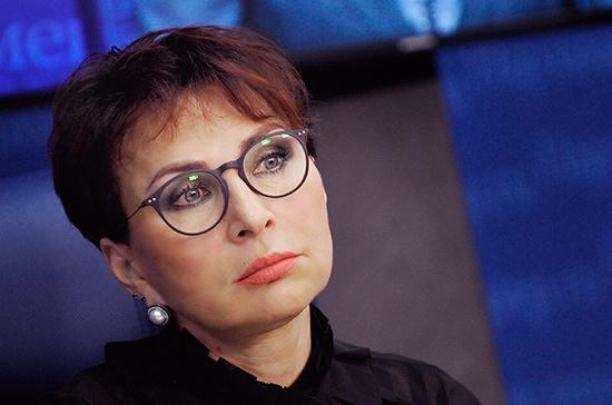 Кусайко прокомментировала выступление Путина на встрече с сенаторами
