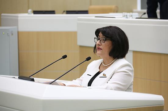 Сахиба Гафарова: в Азербайджане всегда бережно относились к русскому языку и русской культуре