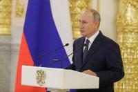 Владимир Путин рассказал сенаторам, какими должны быть зарплаты в России