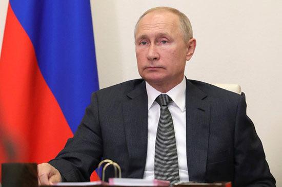 Путин потребовал обеспечить горячее питание в малокомплектных школах
