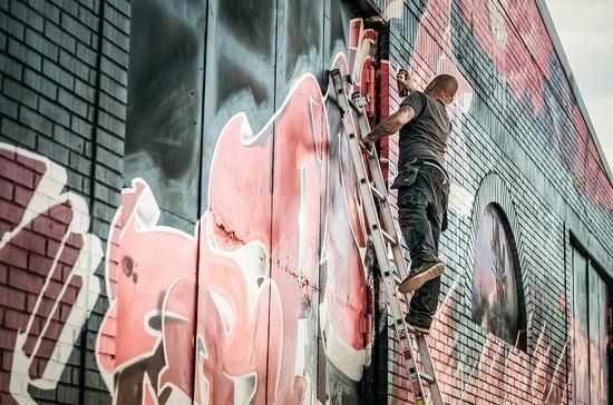 В Петербурге перестанут закрашивать граффити