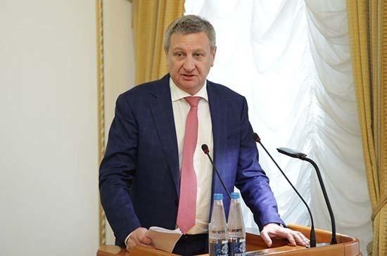 Сергей Муратов стал сенатором от Курганской области