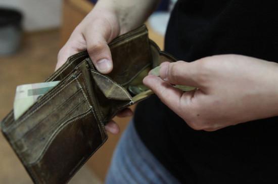Рост бедности поставил под угрозу выполнение национальной цели, заявили в Счетной палате
