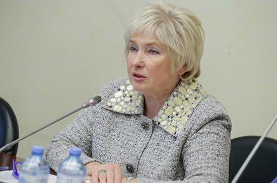Лидия Антонова не исключает введения ограничения из-за COVID-19 в Подмосковье