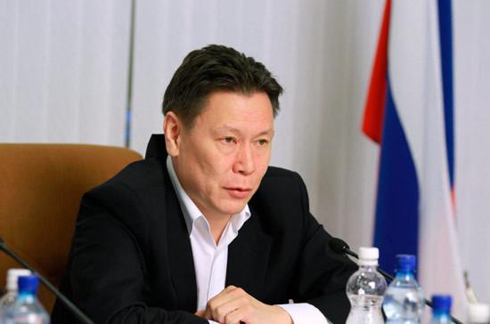 Григорий Ледков стал сенатором от Ямала