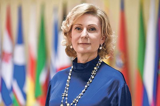 Святенко отметила важность участия молодёжи России и Белоруссии в общественных процессах