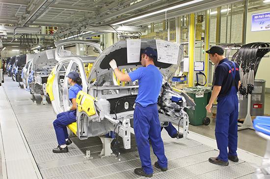 В России отмечают День машиностроителя
