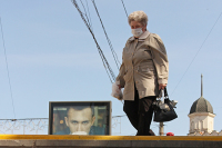 Пожилых москвичей не будут штрафовать за выход на улицу