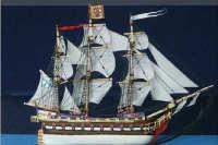 Первый корабль Черноморского флота спустили на воду 237 лет назад