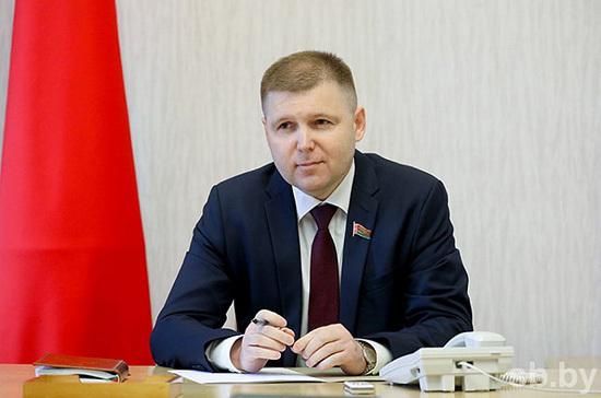 России и Белоруссии надо активнее позиционировать себя на международной арене, считает Сивец