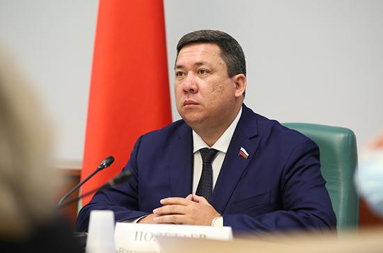 Полетаев призвал активнее использовать соцсети для диалога властей Союзного государства с аудиторией