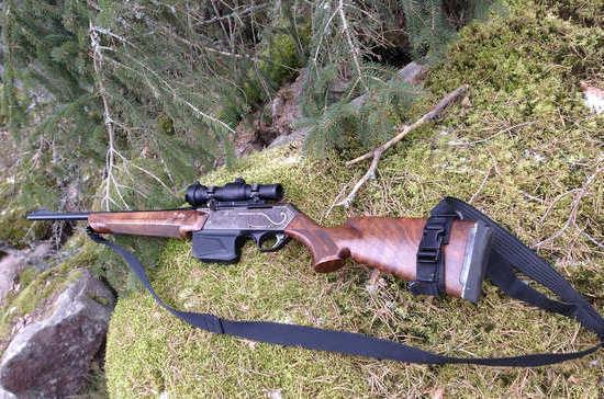 Подросткам хотят разрешить арендовать оружие для охоты