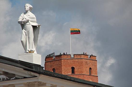Перед выборами в сейм Литвы лидируют две партии