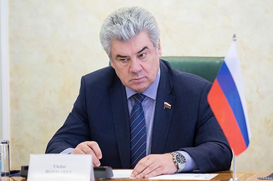Бондарев рассказал, какое российское вооружение впервые применялось в Сирии