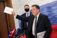 Профильный комитет порекомендует Совету Госдумы назначить первое чтение проекта закона о бюджете на 29 октября