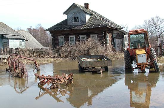 На ликвидацию последствий наводнения в Приангарье выделят дополнительные средства